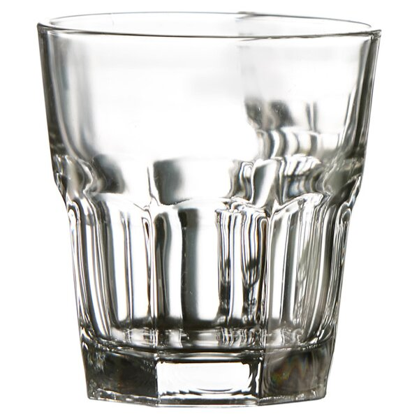 Newport Double Old Fashioned Glass (Set of 6) by Design Guild