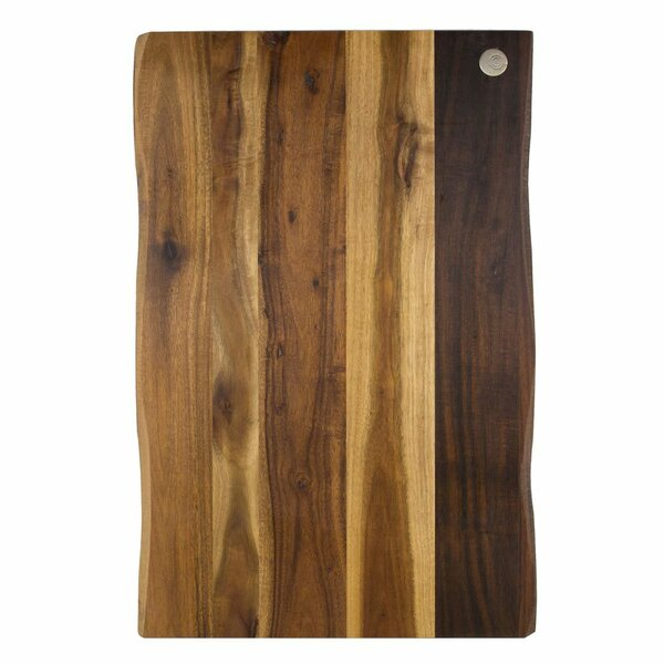 Architec™ Gripperwood™ Raw Edge Acacia Cutting Board by Architec