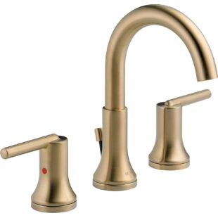 Modern Widespread Bathroom Sink Faucets AllModern - Bathroom sink faucet drain assembly