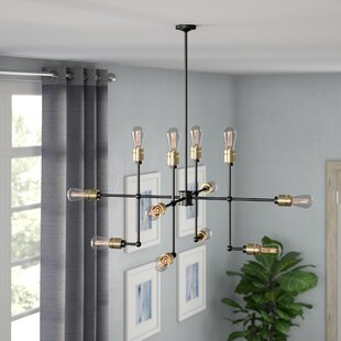 Find for Gilfillan 12-Light Chandelier By 17 Stories