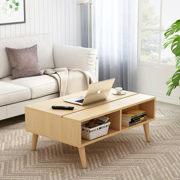 Hosley Lift Top Coffee Table by George Oliver