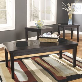 Denae 3 Piece Coffee Table Set by Signature Design