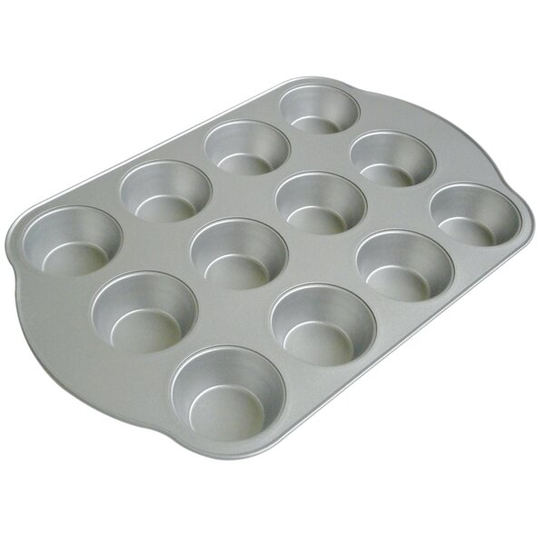 La Patisserie 12 Cup Non-Stick Muffin Pan by MyCuisina