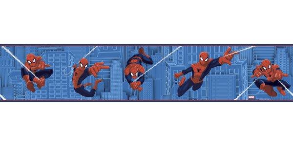 Walt Disney Kids II Ultimate Spider-Man 9 Border Wallpaper by York Wallcoverings