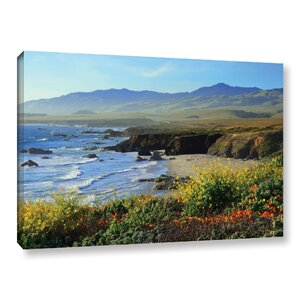 'Nature's Landscape' Photographic Print on Wrapped Canvas by Alcott Hill
