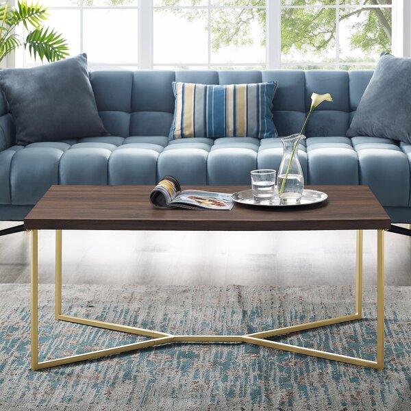 Seguin Coffee Table by Orren Ellis