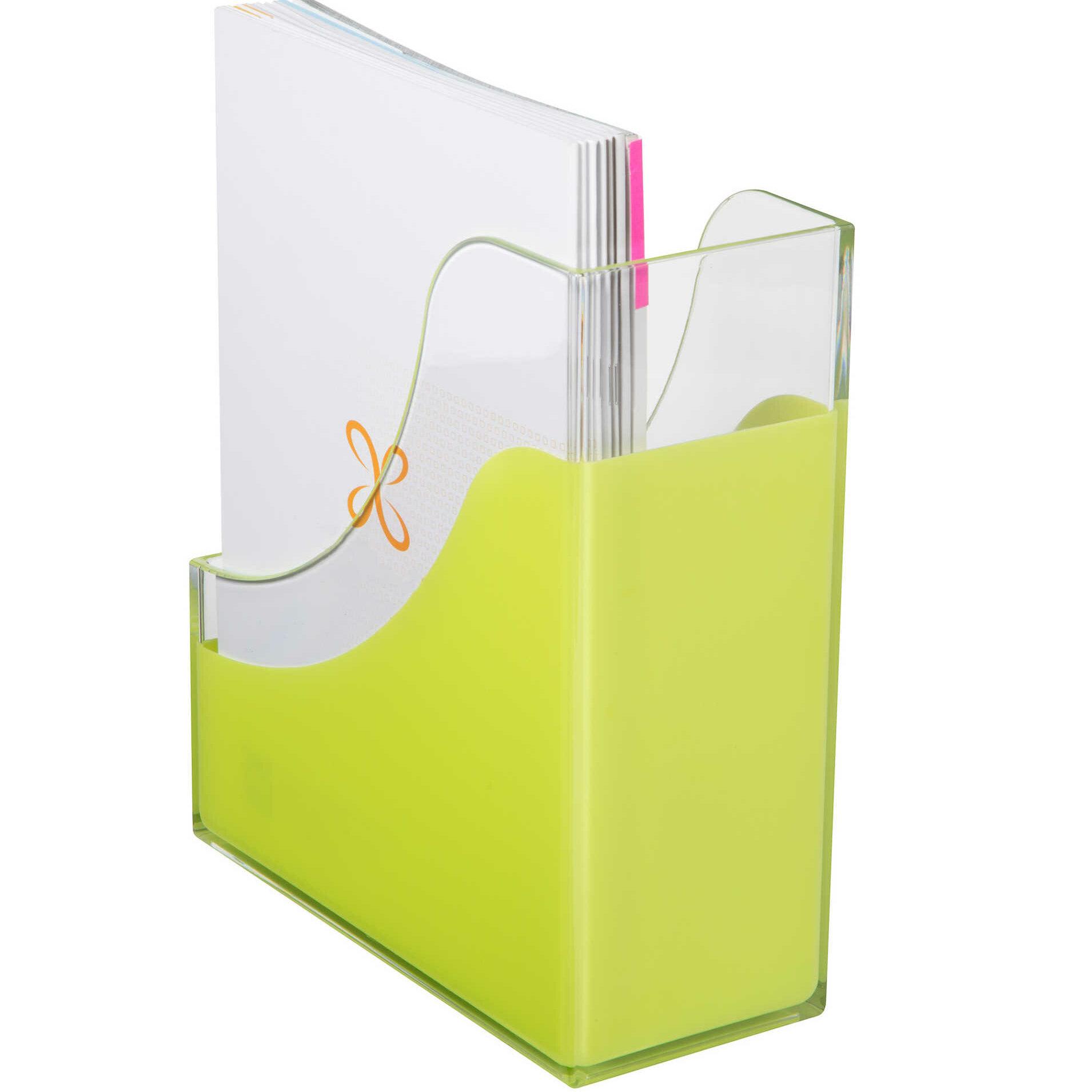 HomeCrate Desk Organizer Magazine File Holder   Wayfair