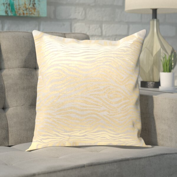 Demi Linen Throw Pillow (Set of 2) by Mercury Row
