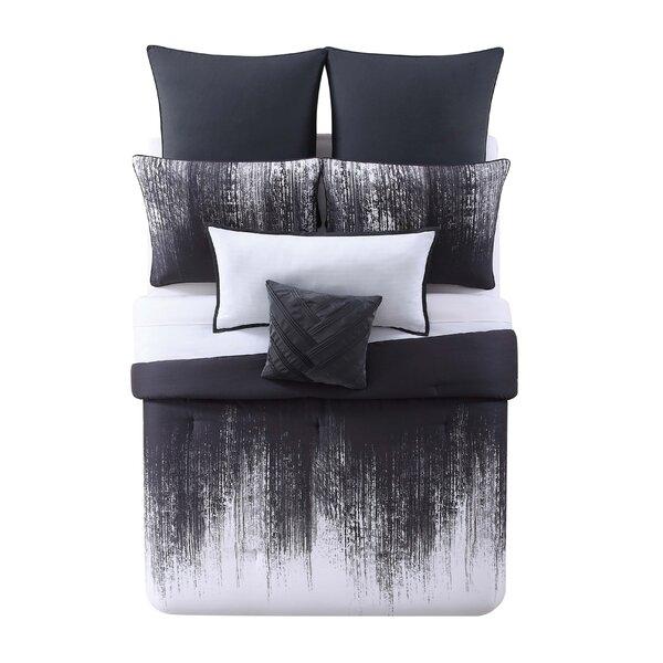 Lyon Cotton Comforter Set by Vince Camuto