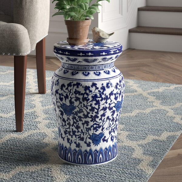 Houghtaling Decorative Garden Stool By Alcott Hill