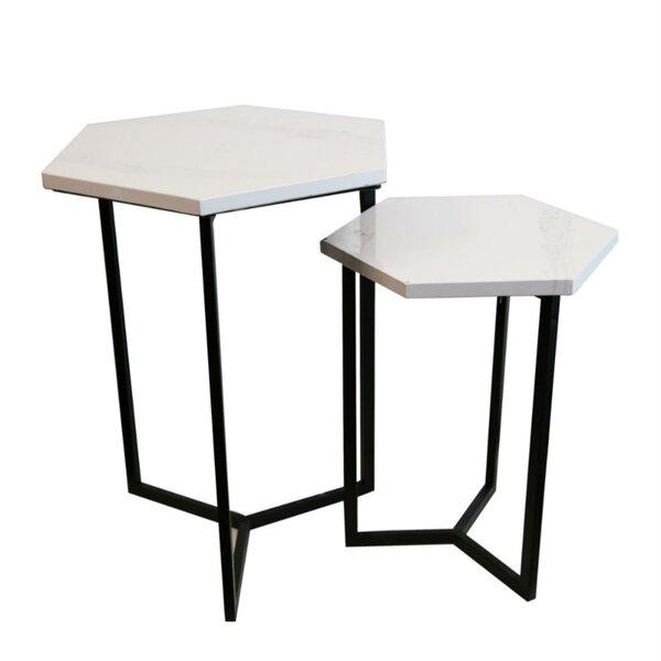 Lainez 2 Piece Nesting Tables by Brayden Studio
