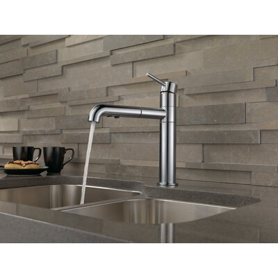 Kitchen Faucet Single Handle Seal Arctic Stainless photo