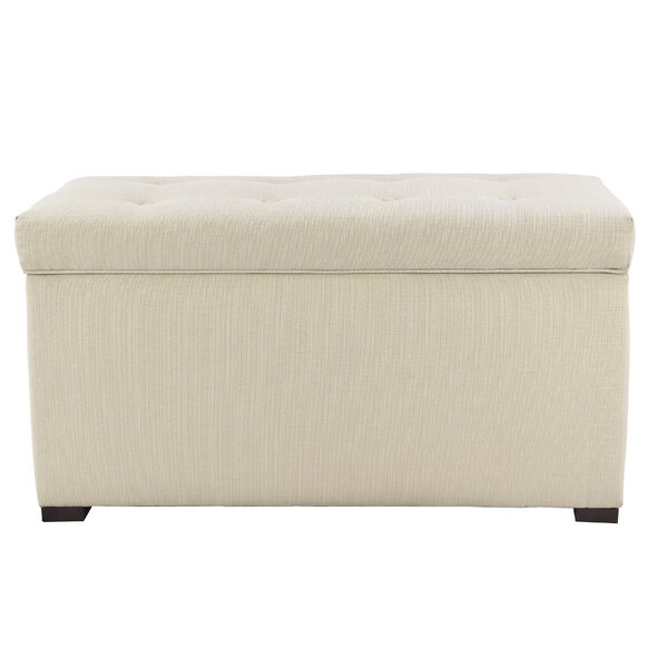 sc 1 st  Wayfair & MJLFurniture Fabric Storage Bench u0026 Reviews | Wayfair