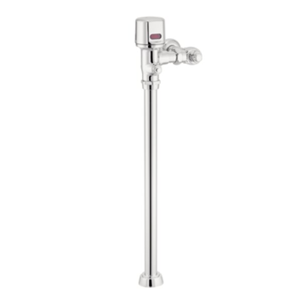 M-Power Battery Powered Extended Tailpiece Flush Valve by Moen