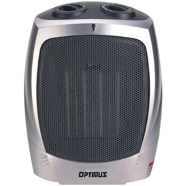1,500 Watt Electric Fan Compact Heater By Optimus