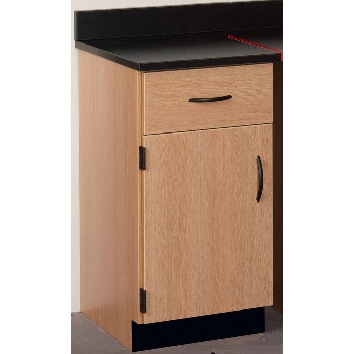 Stevens ID Systems Science 1 Door Storage Cabinet | Wayfair.ca