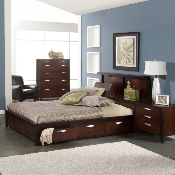 Westmanland Storage 2 Piece Bedroom Set by Winston Porter