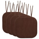 Non Slip Kitchen Chair Pads Furniture Cushions | Wayfair