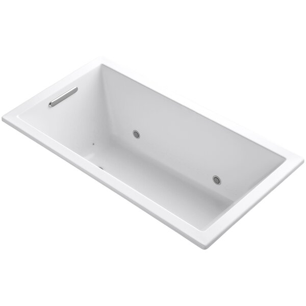 Underscore 60 x 32 Air Bathtub by Kohler
