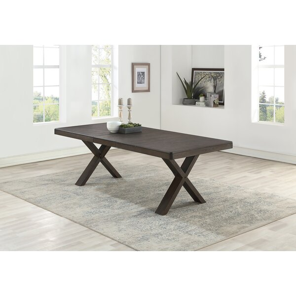 Cho Extendable Dining Table by Gracie Oaks Gracie Oaks