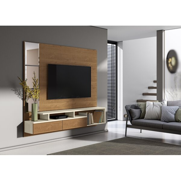 Pullman Floating Mount Entertainment Center For TVs Up To 58