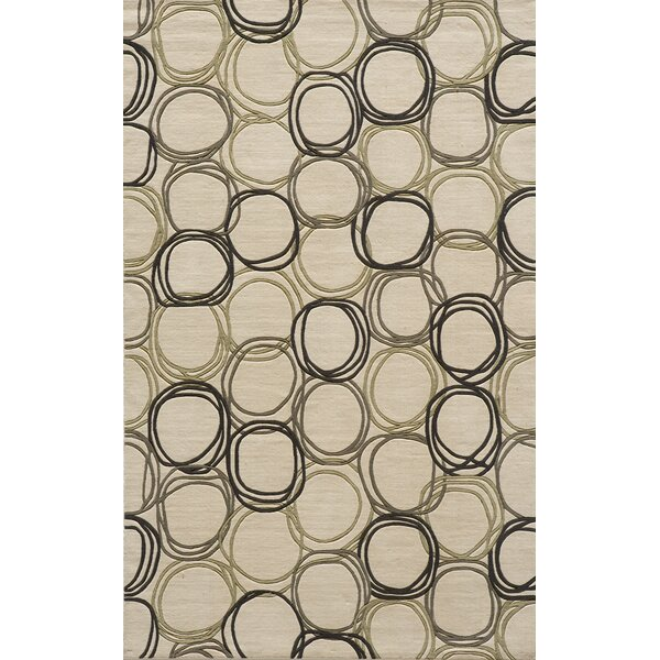 Mable Creek Ivory Area Rug by Langley Street