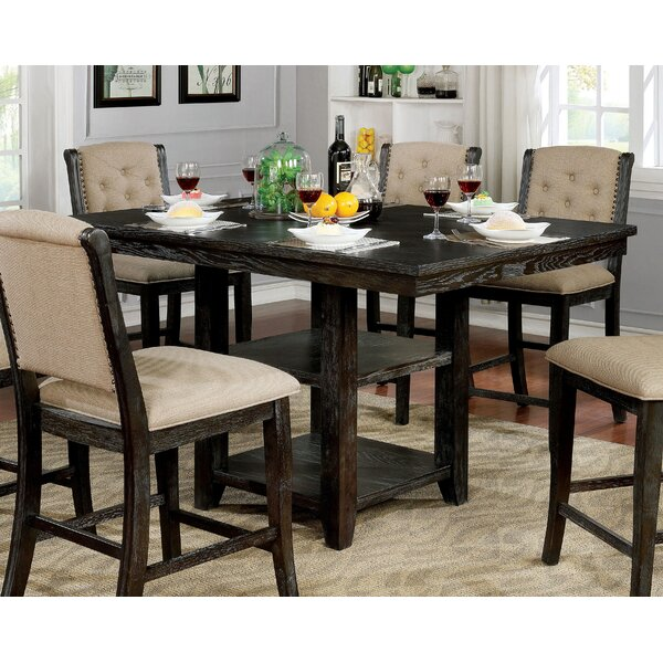 Yusuf Counter Height Dining Table by Darby Home Co