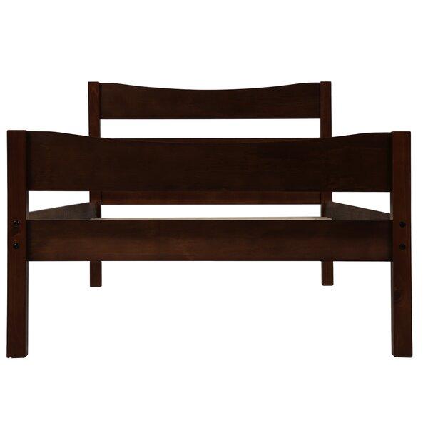 Chrisney Wood Twin Platform Bed by Ebern Designs