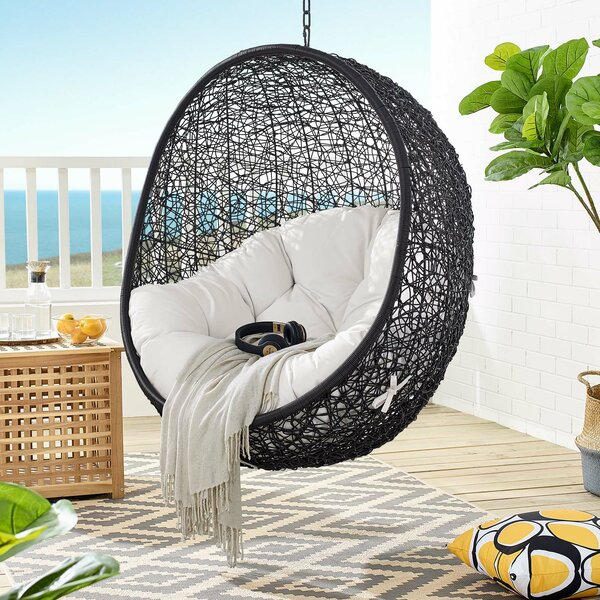 Wisser Swing Chair by Bayou Breeze