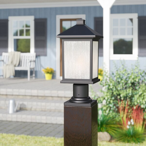 Stevens 1-Light Pier Mount Light by Andover Mills