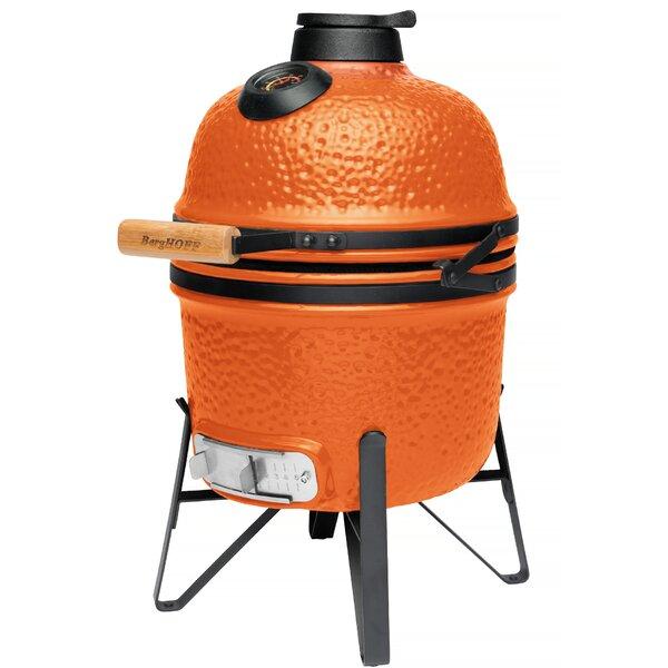 13 Kamado Charcoal Grill by BergHOFF International