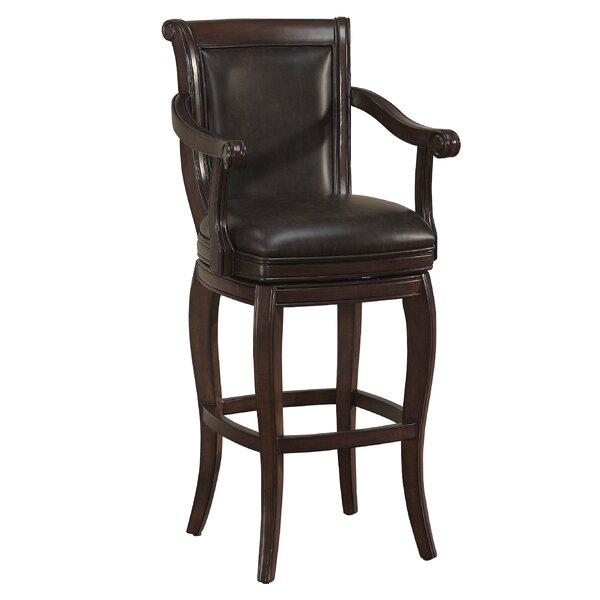 Verona 30 Swivel Bar Stool by American Heritage