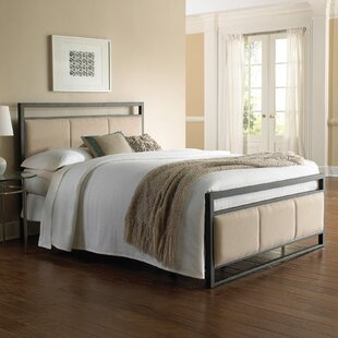 Danville Full/Double Upholstered Panel Bed by Fashion Bed Group