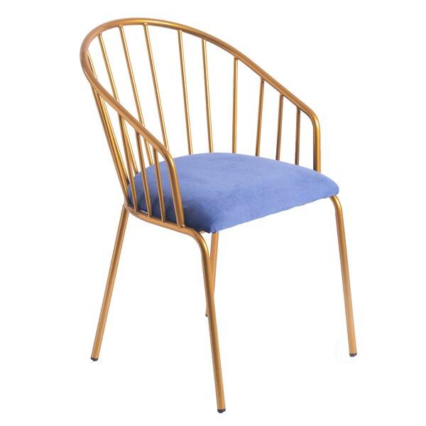 Durand Barrel Chair by Everly Quinn