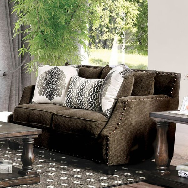Blackfriars Loveseat by Canora Grey