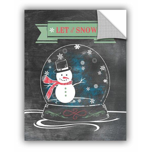 Longfellow Design Let it Snow Wall Mural by ArtWall