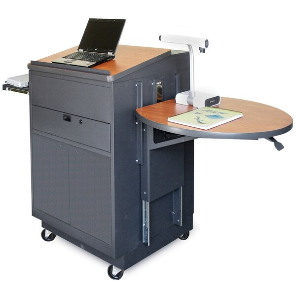 Zapf Laptop AV Cart by Marvel Office Furniture