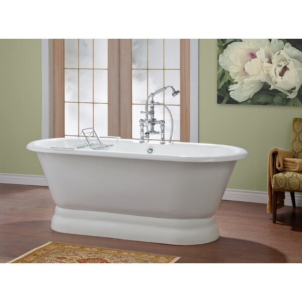 Carlton 70 x 32 Soaking Bathtub by Cheviot Products