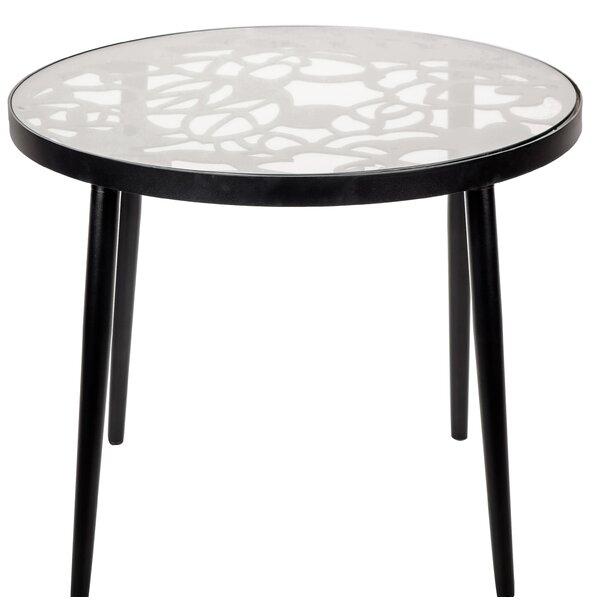 Rabia Side Table by Brayden Studio