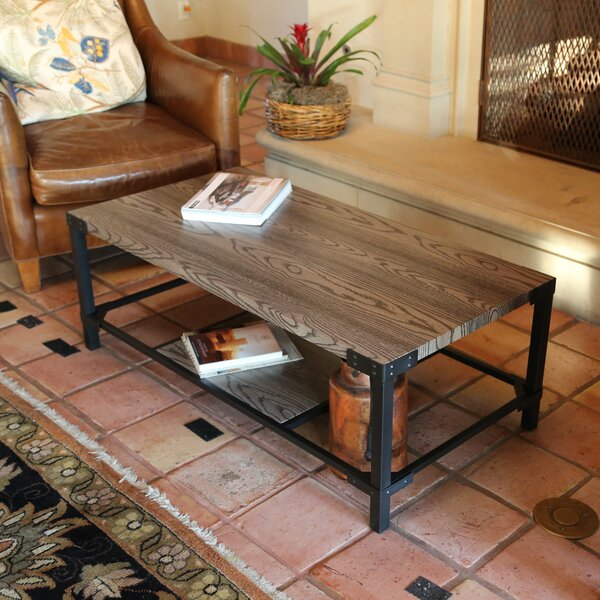 Dayana Coffee Table With Storage By Williston Forge