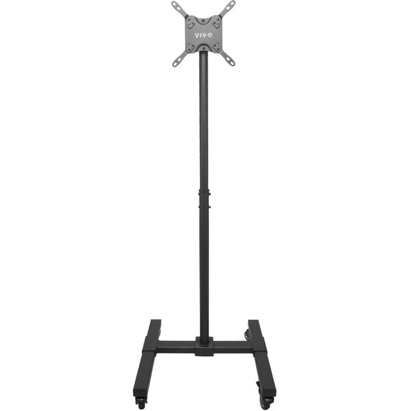 Mobile Height Adjustable Floor Stand Mount for 13- 42 Screens by Vivo