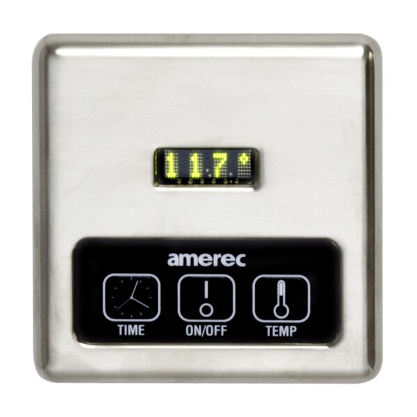 K60 Digital Steam Generator Control with 60 Minute Timer by Amerec