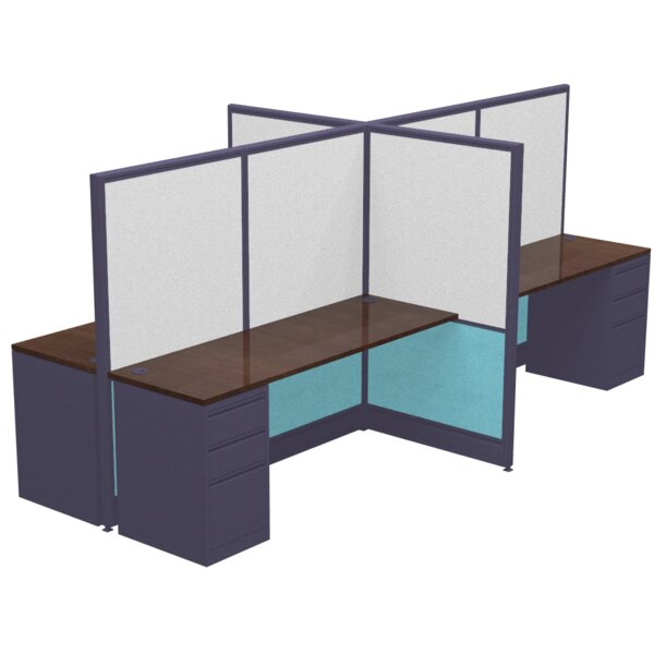 Emerald Call Center Cubicle by Cubicle Landscapes