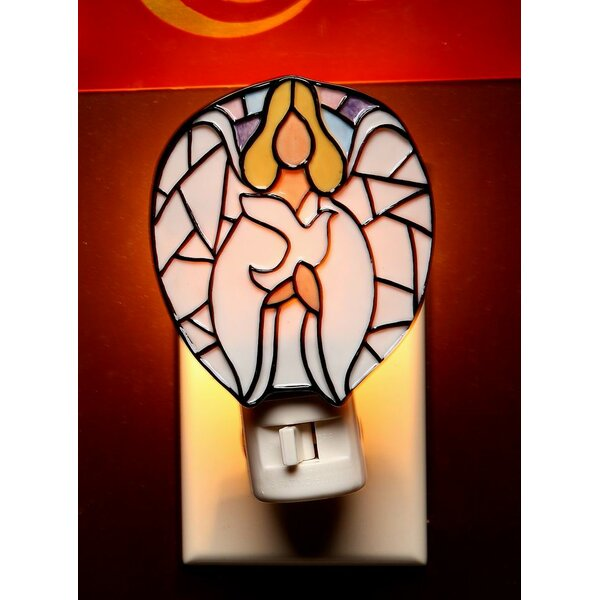 Angel Plug-In Night Light by Cosmos Gifts