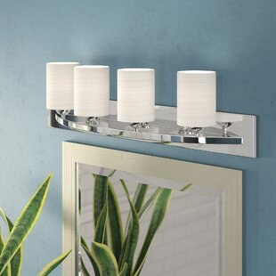 Check Prices Mcniel 4-Light Vanity Light By Mercury Row