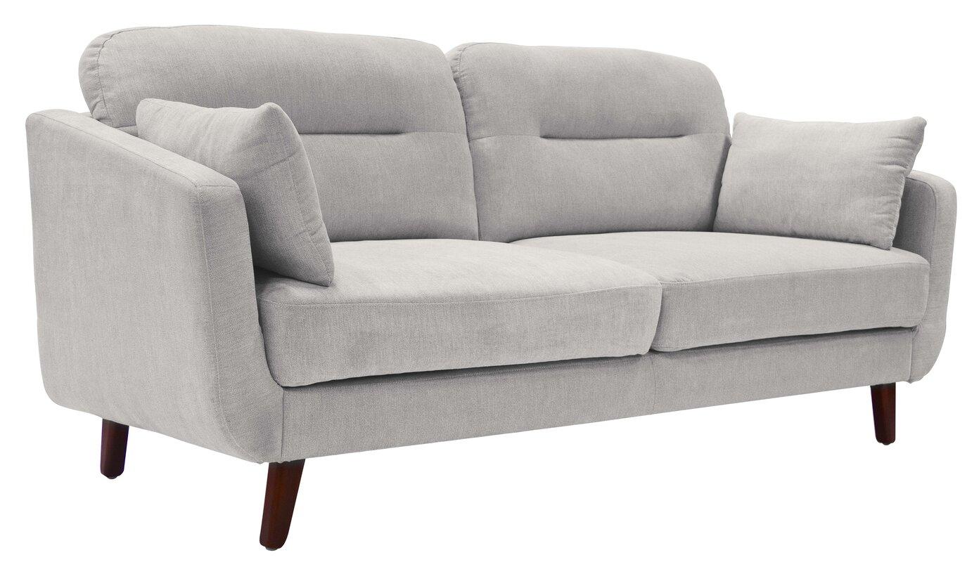 Chloe Mid Century Modern Sofa