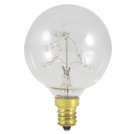 5W 130-Volt Incandescent Light Bulb (Set of 7) by Bulbrite Industries