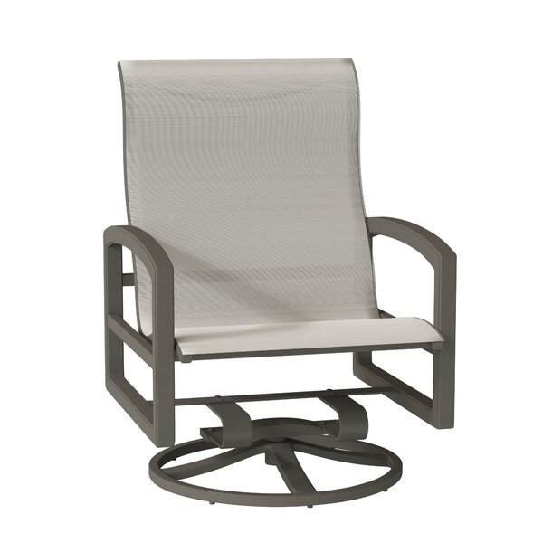 Lakeside Sling Action Lounge Chair by Tropitone