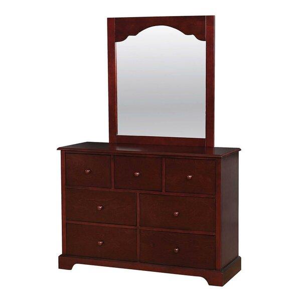 Drey 7 Drawer Double Dresser by Red Barrel Studio