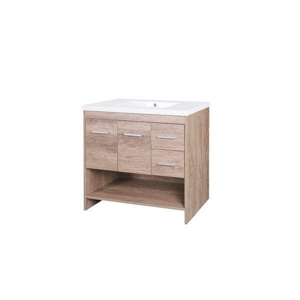 Kirby 36 Single Bathroom Vanity Set by Union Rustic